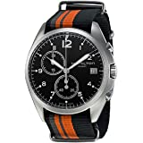 Hamilton Khaki Pioneer Pilot Black Dial Men Watch H76552933