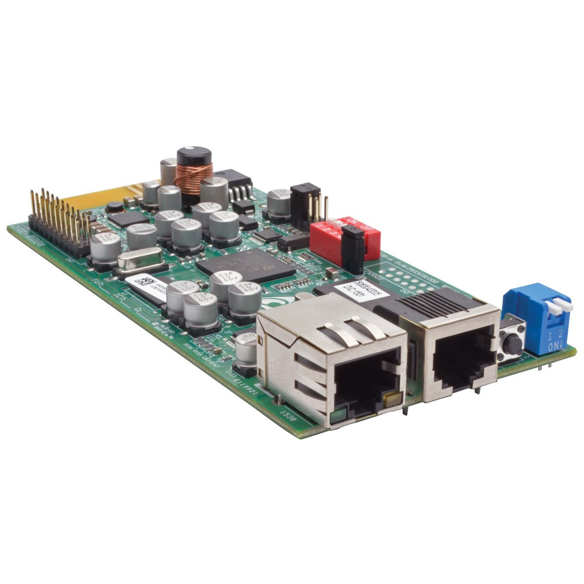 Tripp Lite SNMP/Java-Free Web Management Accessory Card for Compatible Tripp Lite UPS Systems (TLNETCARD) by Tripp Lite