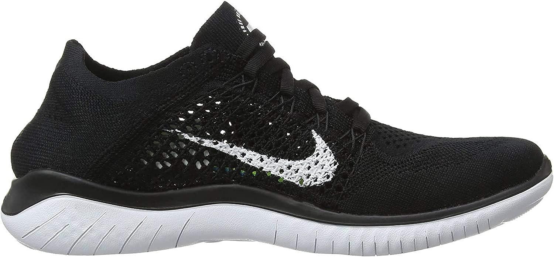Nike Wmns Free RN Flyknit 2018, Scarpe Running Donna