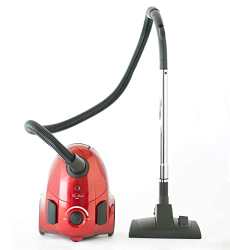 The Bank Robber Compact Canister Vacuum Cleaner