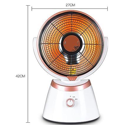 QFFL Calentador de escritorio Calentador de hogar residencial 3 colores disponibles Enfriamiento y calefacción (Color