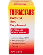 Thermotabs Salt Supplement Buffered, 100 tabs by Thermotabs (Pack of 2)