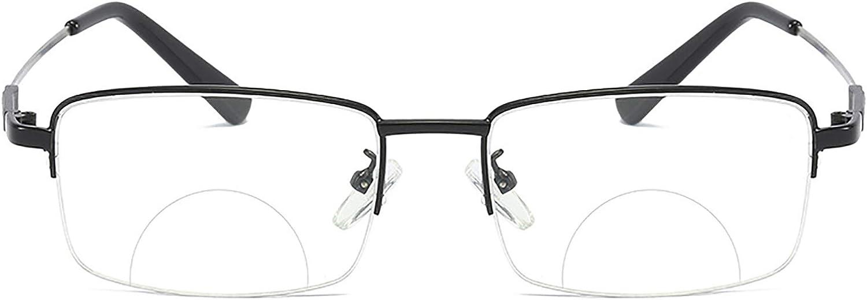 ZXD Gafas De Lectura, Filtro De Luz Azul, Gafas De Computadora Antifatiga De Ojos Lentes Transparentes para Hombres Y Mujeres, 2 Pares,A,2.0X
