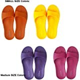 ALL CLEAN E.V.A ECO Friendly Ultra-Light Indoor Slides Sandals