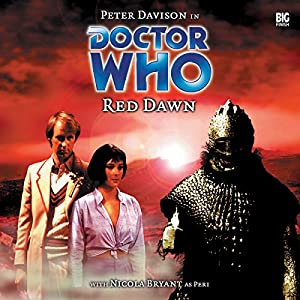 Doctor Who - Red Dawn Audiobook
