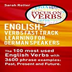 English: Verbs Fast Track Learning for German Speakers | Sarah Retter