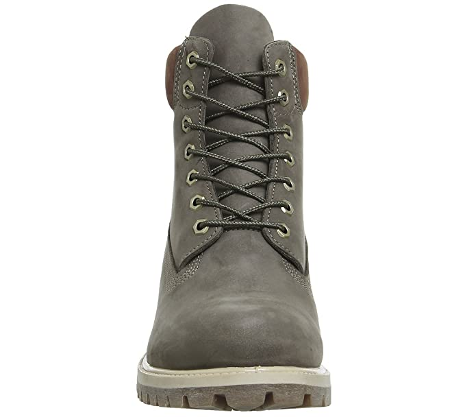 Timberland Men s 6 Inch Premium Waterproof Boots Brown  Amazon.co.uk  Shoes    Bags 7f4b84eecb77