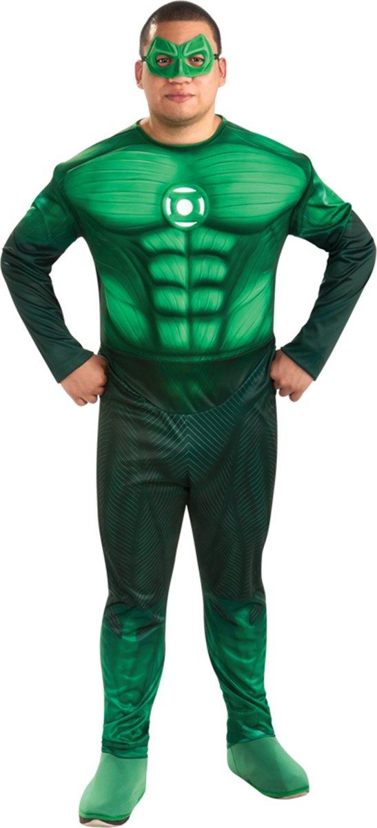 Morris Costumes Men's Green Lantern Hal Jordan Costume, 44-50