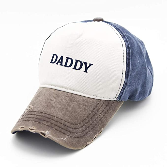 f7543167b PumPumpz Daddy Dad Hat Baseball Cap Adjustable Cotton Baseball ...