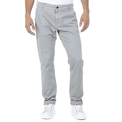 2a630531 Amazon.com: Light Grey Waist 33 Andrew Charles Mens Pants Light Grey ...