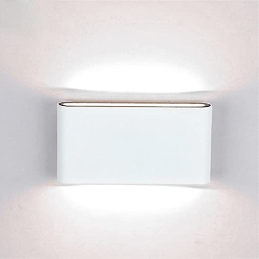 05a49051da18 Louvra LED Wall Light Modern Up Down Wall Lights for Living Room IP65  Waterproof Wall Sconce