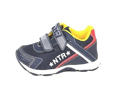 hot sale online e937f a7c56 NATURINO Kinderschuhe Jungs Schuhe Halbschuhe Klett Sneaker ...