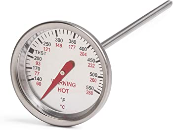 Gaspro Accurate Thermometer