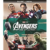 MARVEL'S AVENGERS: AGE OF ULTRON [Blu-ray]