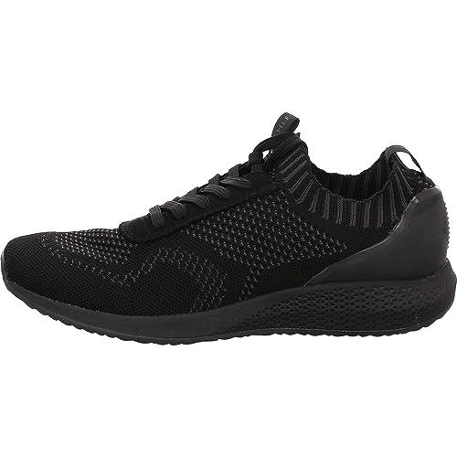 À Tamaris 23714 De Sport Chaussures Femme Ville Lacets 23Dame shQCtdrx