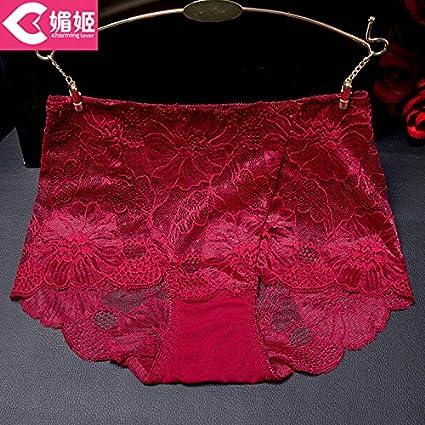 RRRRZ* Bordado Lomo superior de BUSTIERS hembra tentación encajes ropa interior transparente sin marca ,