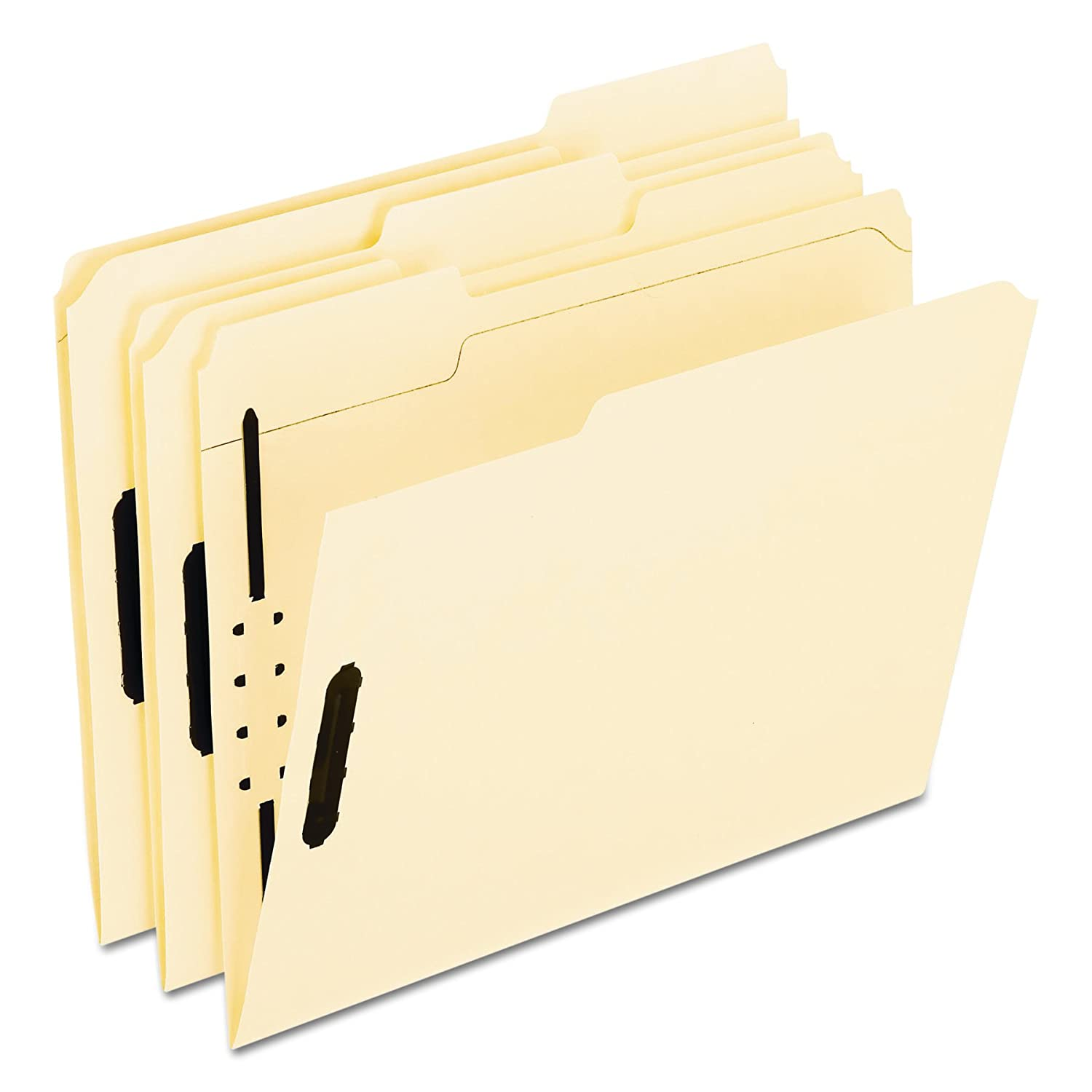 Pendaflex MLA 2-Fastener Classification Folders with 1/3-Cut Tabs 50 Pack (FM213) Esselte Corporation