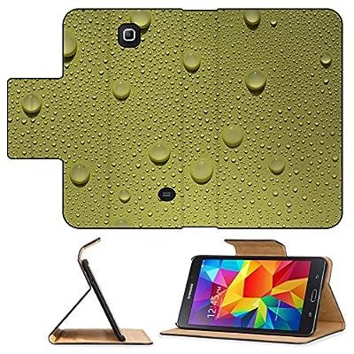 Luxlady Premium Samsung Galaxy Tab 4 7.0 Inch Flip Pu Leather Wallet Case IMAGE ID: 34562952 Henpecked Man under a female heel Vector illustration