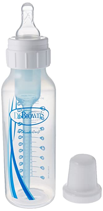 Amazoncom Dr Browns Natural Flow Bottles 8 Oz 6 Count 2