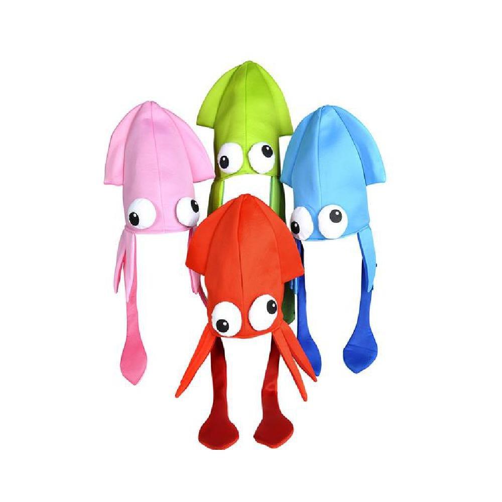 Squid Hat Mix