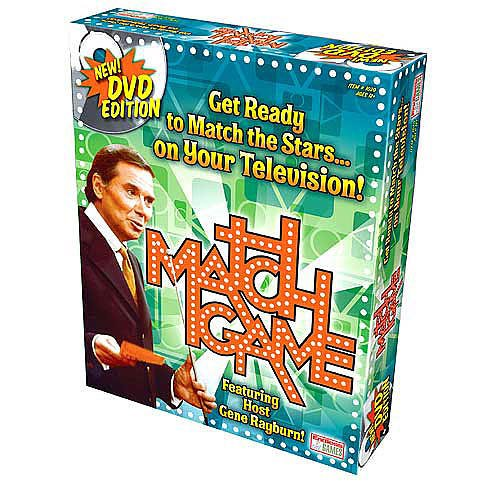 Endless Games Match Game DVD (Best Match Game Questions)