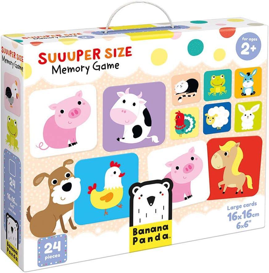 Banana-Panda-Suuuper-Size-Memory-Game /