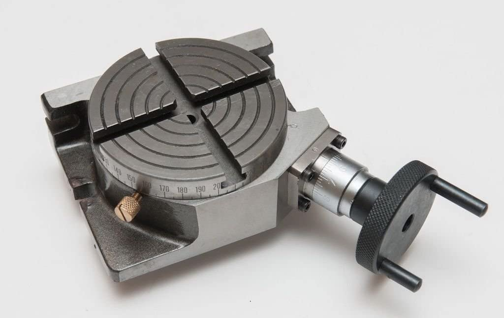 4 Inch  Horizantal Vertical Use For Die Machanist Rotary Table
