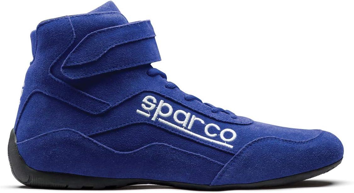 Sparco 001272008ASHOE RACE 2 8 BLUE OLD PART # 00127008A