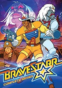 Bravestarr - The Complete Series - 65 Episode Collection by Mill Creek Entertainment