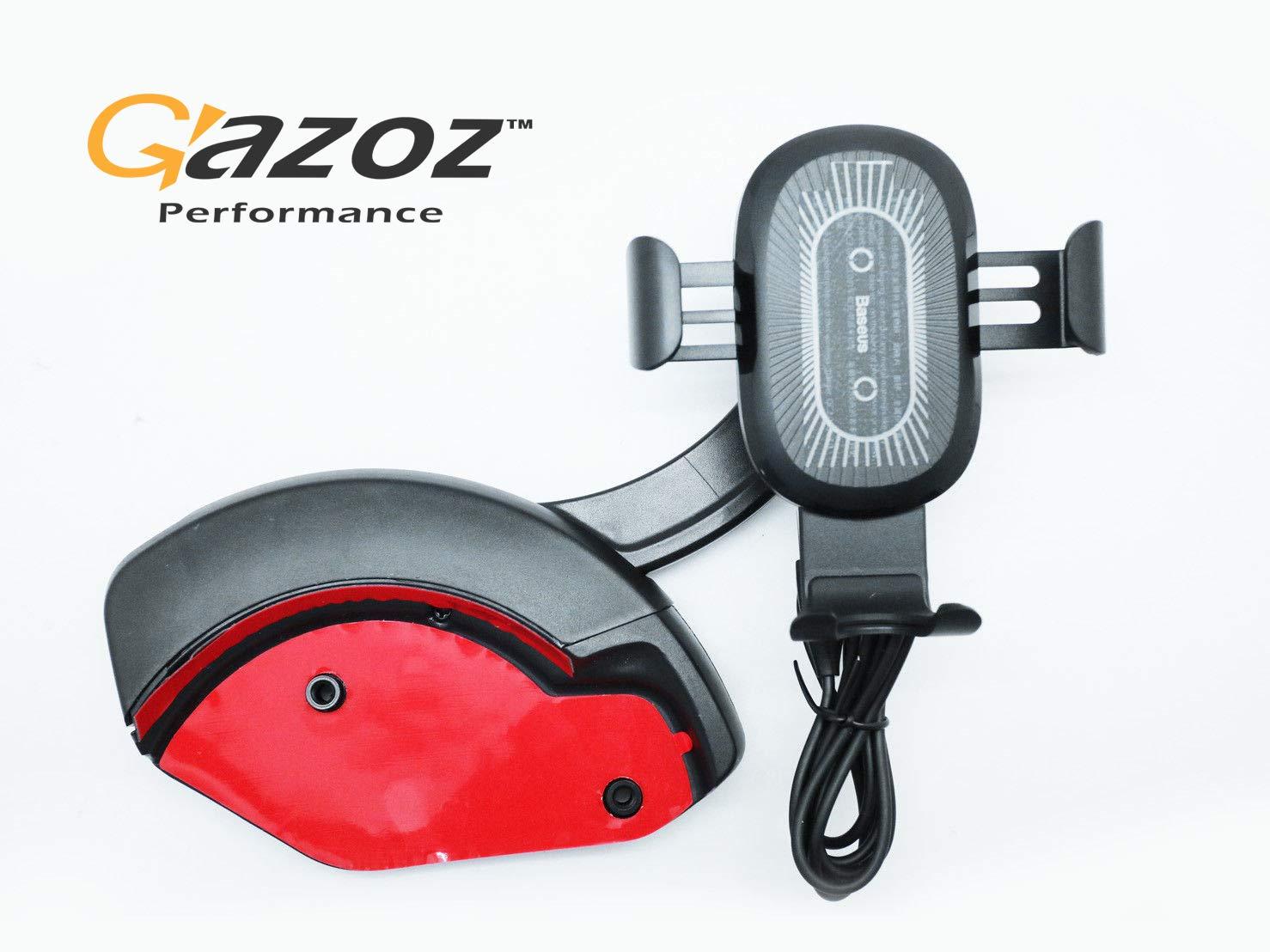 GAZOZ PERFORMANCE Smart Phone Holder Folding Bracket for 2014-up Mini Cooper F54 F55 F56 F57 F58