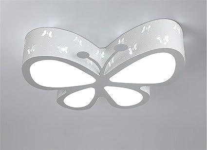 Malovecf cameretta lampada da soffitto camera da letto lampada led