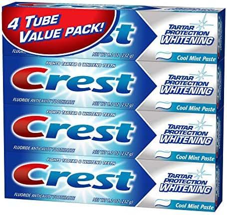 Crest Tartar Protection Whitening