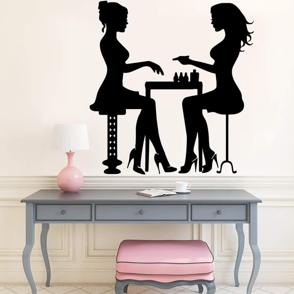 yaonuli Estilo de Dibujos Animados uñas salón de Belleza Pegatinas ...