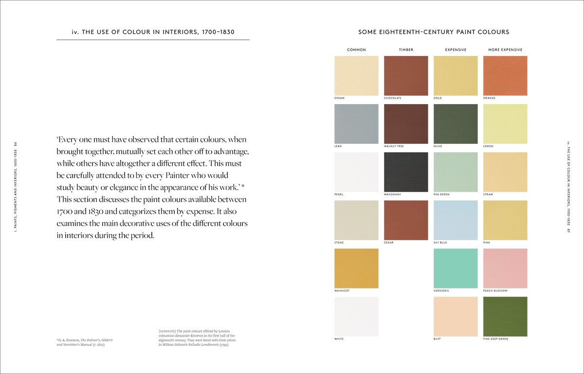 The Anatomy of Colour: The Story of Heritage Paints and Pigments ...