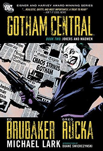 gotham central book - 1