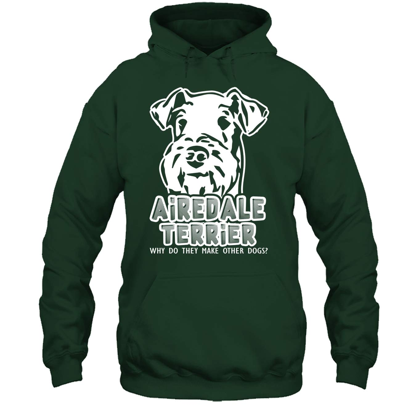 Love Airedale Terriers Tee Shirt Airedale Terrier T Shirt