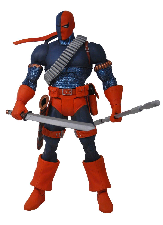 DC Universe Classics Deathstroke All Star Collector Figure