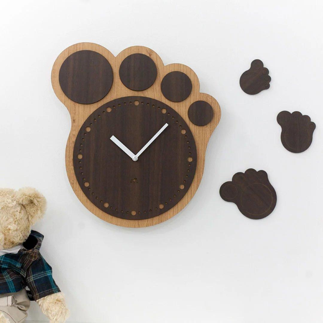 おしゃれ 掛時計 壁掛け 現代 欧風 リビング 掛け時計 時計 個性 アイデア シズネ EBODONG B07CGH9FJ4タイプ2