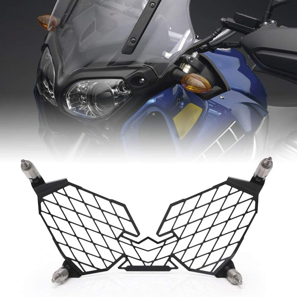 Etase for YAMAHA XT1200Z XT 1200 Z Super Tenere 2010-2018 Motorcycle Modification Headlight Grille Guard Cover Protector