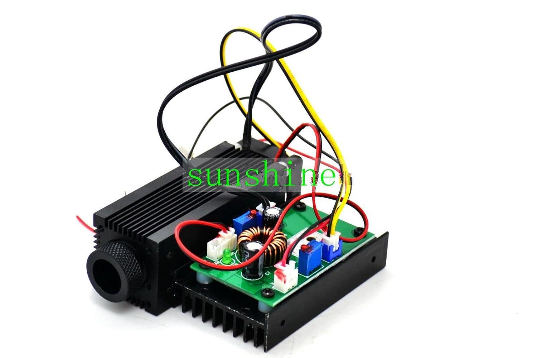 830MD-800-12VDC Focusable 830nm 1mw調整されたInfraid IRレーザードットモジュール12V&FACクラス2   B06Y49R7QW