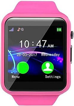Amazon.com: Y31 Anti perdida Infantil GPS Tracker SOS ...