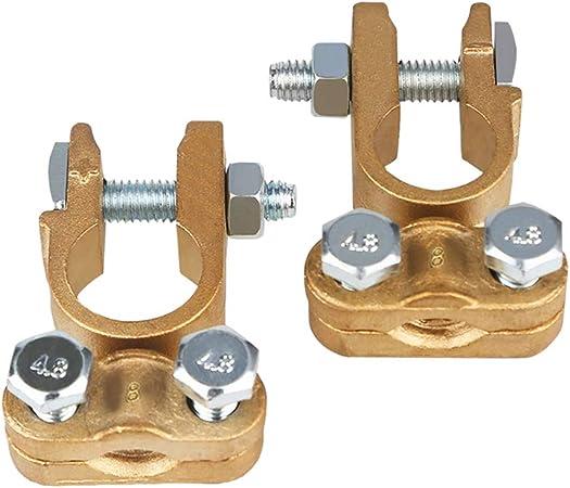 Ampper Brass Battery Terminals