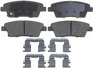 Raybestos PGD1551C Professional Grade Ceramic Disc Brake Pad Set