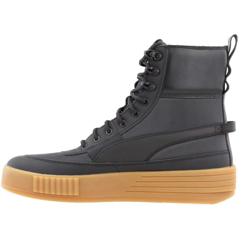 Amazon.com | PUMA Mens Xo Parallel Tactical High-Top Nylon Fashion Sneaker | Fashion Sneakers