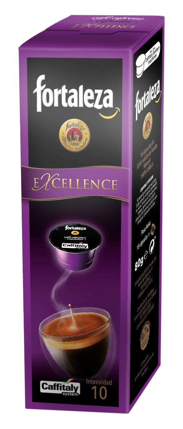 Café Fortaleza Excellence 100% Arabica - 10 cápsulas