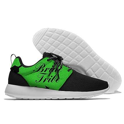 Bride Tribe Men's Fashion Sport Lightweight Slip-On Loafer Shoes