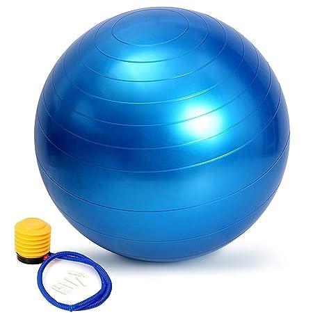 手軽にエクササイズ!バランスボールのおすすめ人気ランキング7選のサムネイル画像