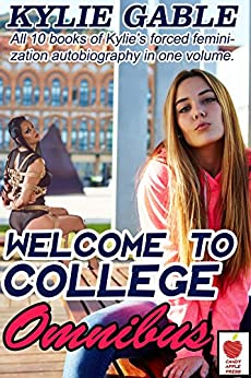 Welcome to College Ominibus: Welcome to College Books 1 to 10 by [Gable, Kylie]