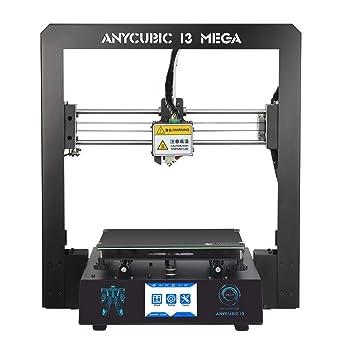 Impresora 3D ANYCUBIC MEGA I3 con cama de calor patentada y ...