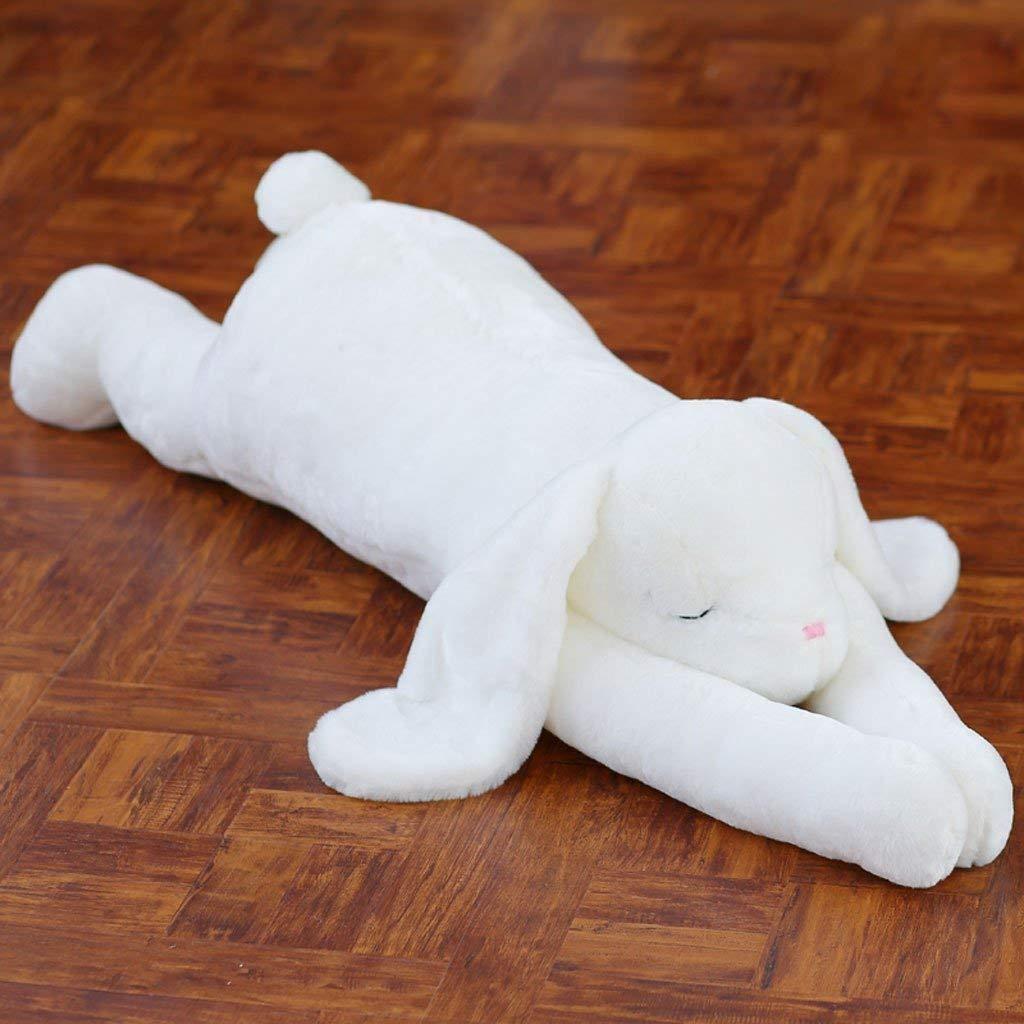 CQSMOO Stuhlkissen Cartoon Schöne Große Ohr Lange Arm Schlafen Halten Kissen Home Nacht Sofa Kissen Kind Weiches Spielzeug Neujahr by